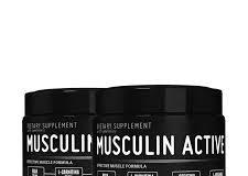Musculin Active - creme - Amazon - Encomendar - Funciona- efeitos secundarios - como usar