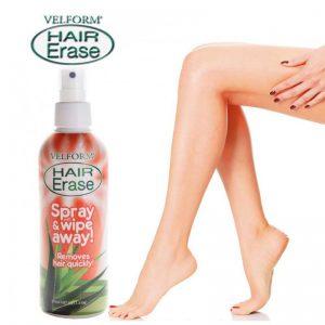 Hair Erase - como aplicar - efeitos secundarios - Portugal