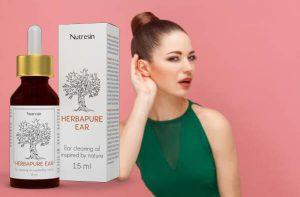 Nutresin - Herbapure Ear - onde comprar - forum - efeitos secundarios