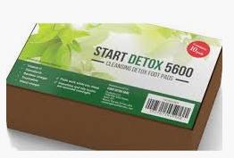 Start Detox 5600 - como usar - ordem- Site oficial