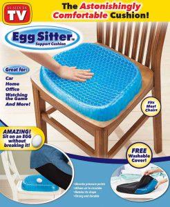 Egg Sitter - como aplicar - Amazon - funciona