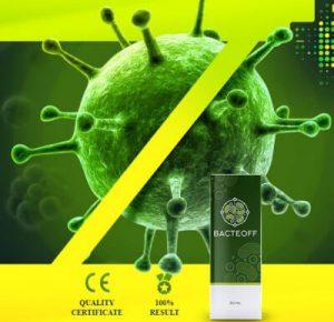 Bacteoff - para parasitas - forum - farmacia - Encomendar