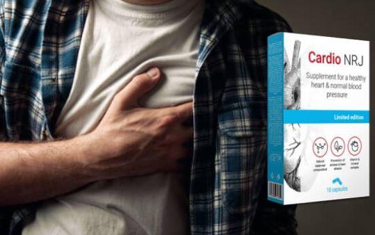 Cardio NRJ - para hipertensão - opiniões - preço - criticas