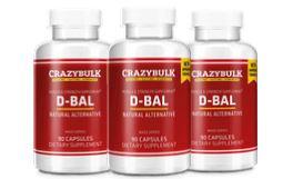 CrazyBulk - para massa muscular - farmacia - opiniões - capsule