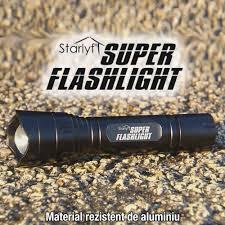 Starlyf Super Flashlight - forum - Encomendar