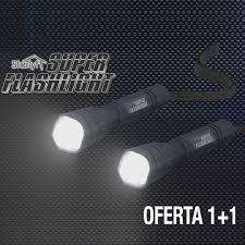 Starlyf Super Flashlight - lanterna poderosa - criticas - opiniões - funciona