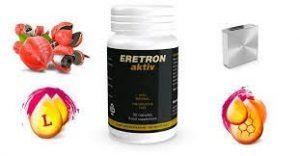 Eretron Activ - para potência - opiniões - como aplicar - efeitos secundarios
