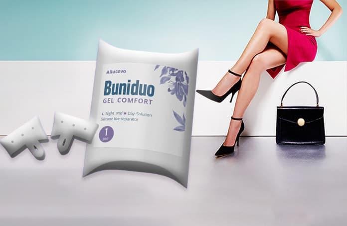 Buniduo Gel Comfort - como usar - Encomendar - Portugal