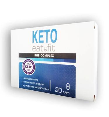 Keto Eat&Fit - para emagrecer - como aplicar - preço - capsule