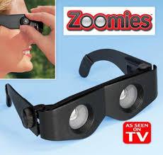 Glasses binoculars ZOOMIES - funciona - opiniões - comentarios