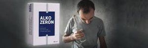 Alkozeron - para problemas com álcool - como usar - creme - Portugal