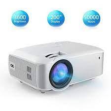 Mini HD+ led projektor - opiniões - testemunhos - comentarios - Portugal