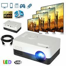 Mini HD+ led projektor - como tomar - como aplicar - como usar - funciona