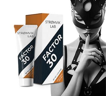 Factor 30 - pas cher - mode d'emploi - comment utiliser? - achat